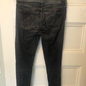 Citizens of Humanity Avedon skinny jeans 25 grey